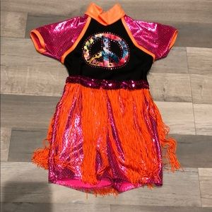 Other - Feel the vibe dance costume